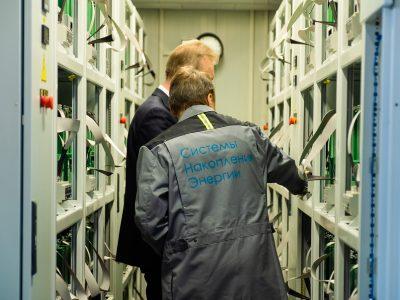 Роснано, Лиотех и НГТУ создадут кластер по производству накопителей энергии