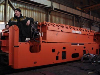 Испытан первый в России энергоэффективный магнитоэлектрический тяговый двигатель