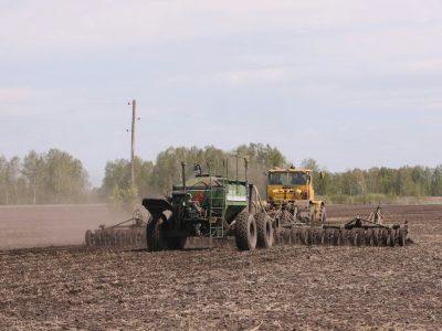 Россельхозбанка направил на проведение посевной в регионе более 1 мдрд рублей Б