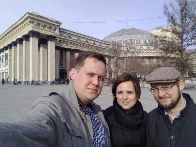 Московские инвесторы вложатся в частный колледж в Новосибирске