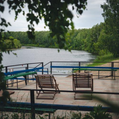 Озерный край: режим старта