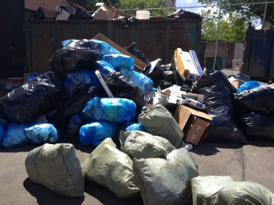 «Нужно признать неготовность Новосибирской области к «мусорной» реформе»