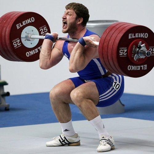Новосибирская область примет чемпионат России по тяжелой атлетике