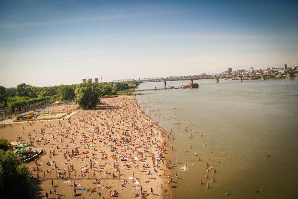 Строительство спортивной инфраструктуры не затронет Центральный пляж