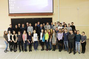 24 апреля 2019 года завершился цикл лекций, которые провели руководители и представители кадрового резерва АО «РЭС» для студентов факультета энергетики (ФЭН) Новосибирского государственного технического университета (НГТУ).