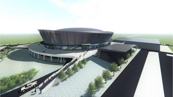 Минстрой области ищет подрядчика для ледовой арены