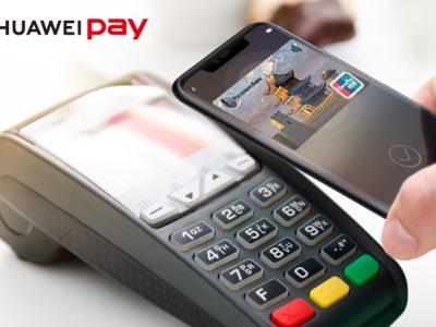 Россельхозбанк дал старт запуску сервиса Huawei Pay