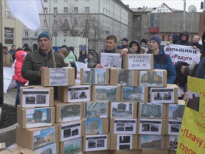 Достройкой проблемных объектов в Новосибирске может заняться АРЖС