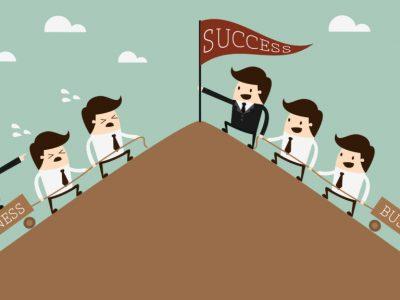 «Личность руководителя как двигатель развития компании»