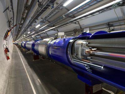Технологии ЦЕРН будут использованы в проекте электрон-позитронного коллайдера Супер С-тау фабрика