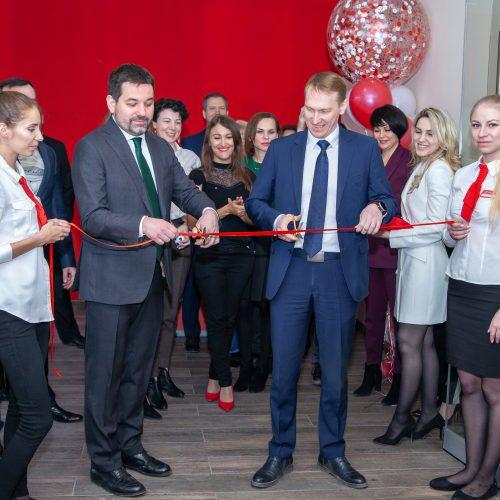 Альфа-Банк открыл новое отделение в Новосибирске для обслуживания физических лиц
