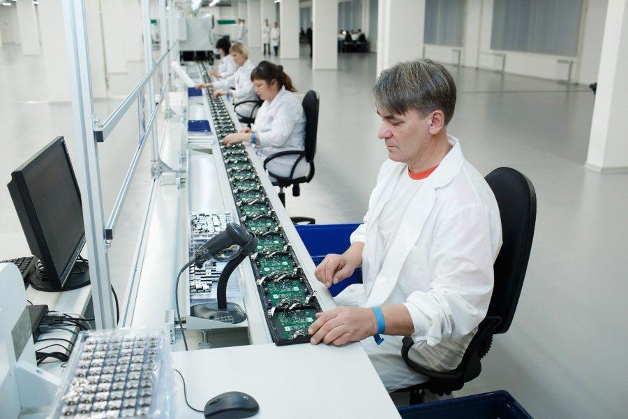 «Элтекс» нацелился на 30% российского рынка