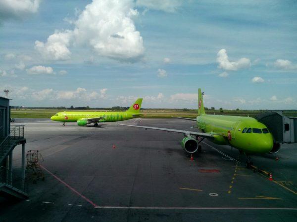 S7 Airlines открывает прямые рейсы из Новосибирска в Гуанчжоу
