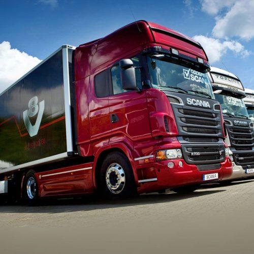 Scania открыла в Новосибирске центр по продаже техники с пробегом
