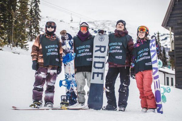 «Танай» стал любимым горнолыжным курортом у новосибирцев