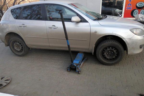 Летний комплект резины в Новосибирске обойдется автовладельцам в среднем в 7,1 тыс рублей