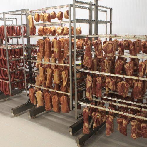«Лента» на Бердском шоссе открыла первый колбасный цех в истории компании