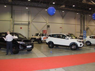 На 30,5% вырос рынок премиальных автомобилей в Новосибирске