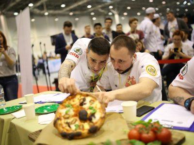 Крупнейшее российское состязание пиццайоло прошло в Новосибирске