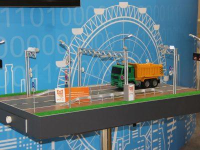 «СофтЛайн» может выстроить в Новосибирске систему весогабаритного контроля