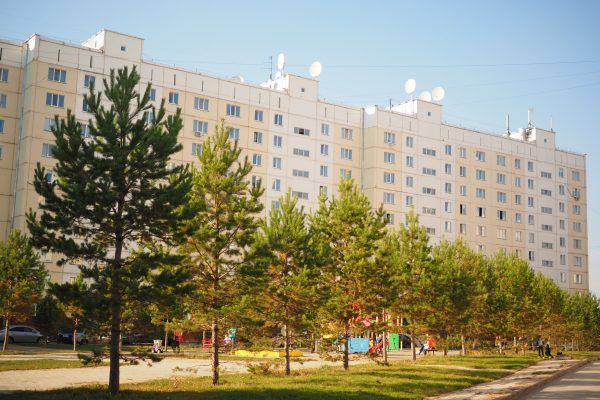 На Плющихинском предлагают протестировать проект модернизации панельных домов