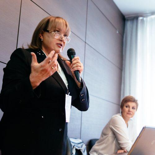 V Международный саммит медсестёр