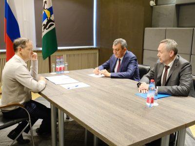 Минкультуры РФ поддержит ремонт Новосибирского городского драматического театра