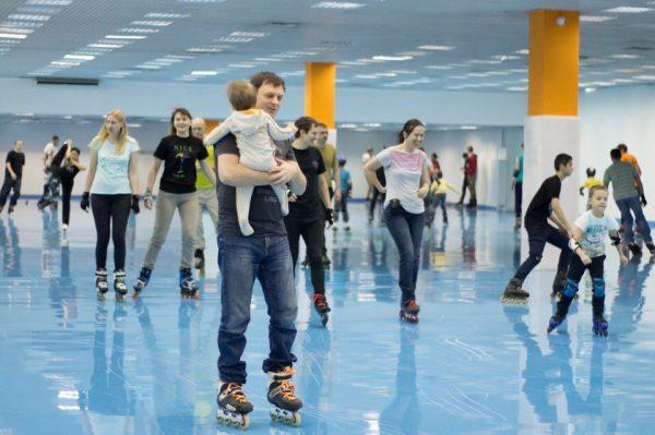 Новосибирская «Академия роллер спорта» ищет место