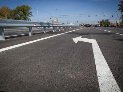 В Левобережье начнётся строительство новой четырехполосной дороги