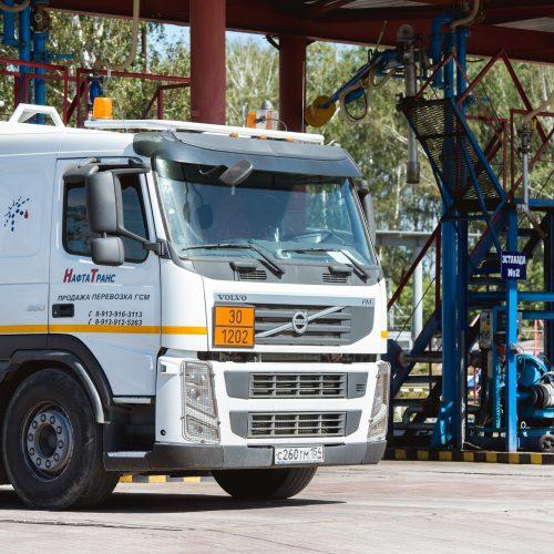 «Нафтатранс плюс» приобрела четыре действующие АЗС в Новосибирске