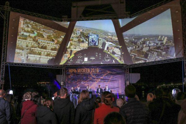 В международной акции «Ночь музеев» приняли участие более 22 тысяч человек