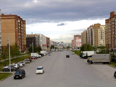 В Новосибирске самый быстрый рост средней площади жилья среди крупнейших городов