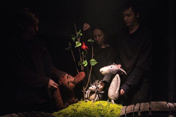 Театральные куклы пройдут по Новосибирску