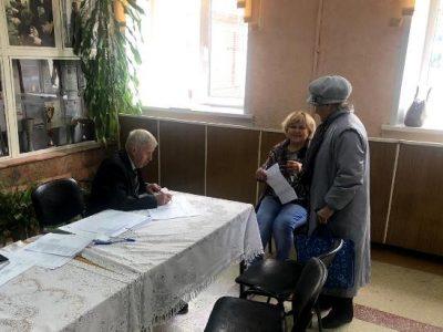 В Новосибирской области прошел Единый День предварительного голосования