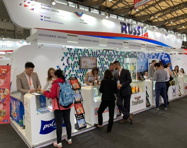 Две новосибирские компании поставляют мороженое в Азию