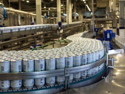 «Балтика» запустила в Новосибирске производство безалкогольного пива