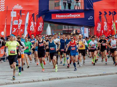 Участниками «ЗаБега» в Новосибирске стали 3 000 человек