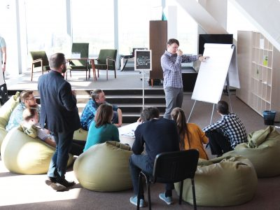 Подведены итоги интенсива IdLab от Открытого университета Сколково в Академпарке