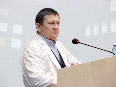 Директор клиники Мешалкина покинул пост