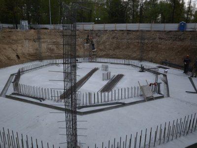 Инновационный фонтан заработает в Новосибирске в сентябре