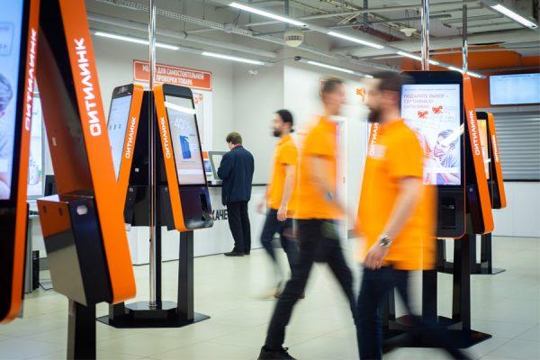 «Ситилинк» начал использовать терминалы с технологией распознавания голоса