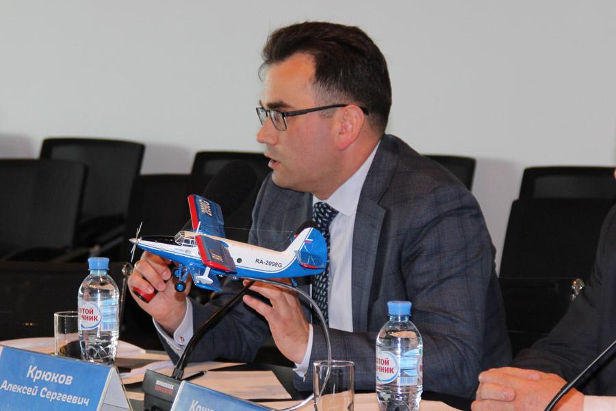 Окружную программу по развитию малой авиации планируют разработать к октябрю