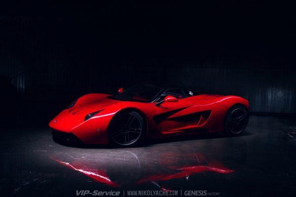 Инженеры НГТУ НЭТИ создадут электромобиль по концепции суперкара Marussia