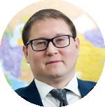 заместитель генерального директора компании «Унистрой» Искандер Юсупов