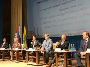 11 районов области готовы выбирать райсоветы делегированием