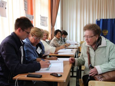В Новосибирске дали старт выборам мэра и депутата горсовета