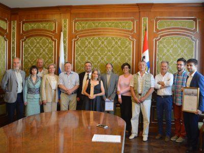 Проект «База отдыха в Заельцовском бору» получил гран-при международного фестиваля