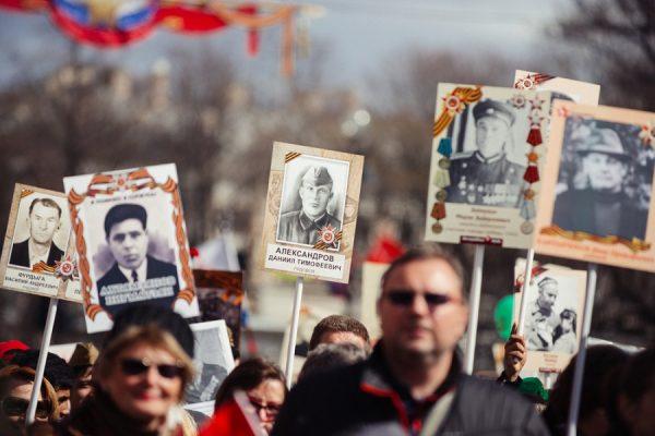 Новосибирцев приглашают к участию в проекте «Лица победы»
