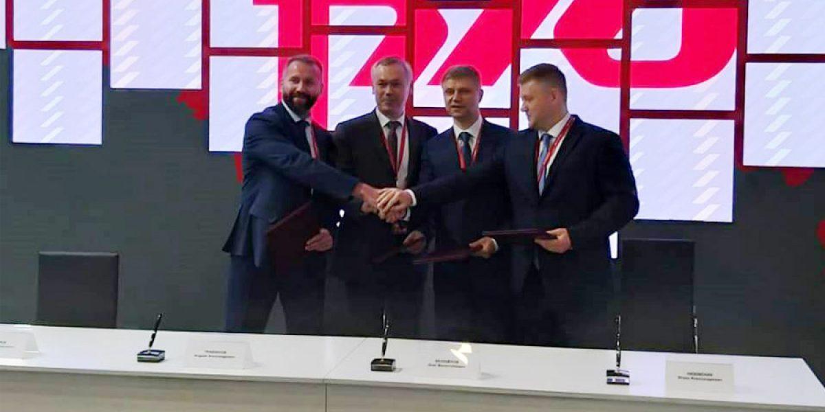 Курировать ТЛЦ будет «Новосибирский транспортный терминал»