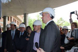 Что будет с проектом по расширению клиники Мешалкина?